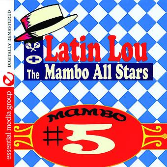 Latin Lou - Mambo #5 [CD] USA import
