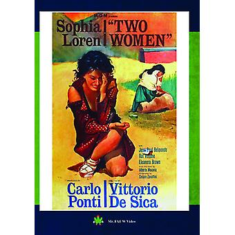 Two Women [DVD] USA import
