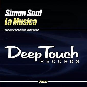 Simon Soul - La Musica [CD] USA import