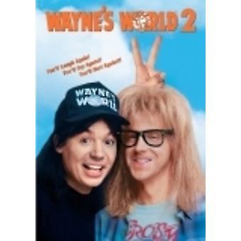 Wayne's World 2 [DVD] USA import