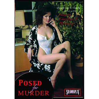 Poserede for mord [DVD] USA import
