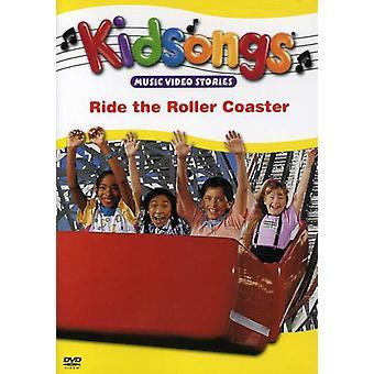 Kidsongs - Ride Rollercoaster [DVD] USA importerer