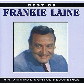 Frankie Laine - Best of Frankie Laine [CD] USA import