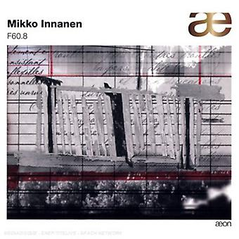 Mikko Innanen - F608 [CD] USA import
