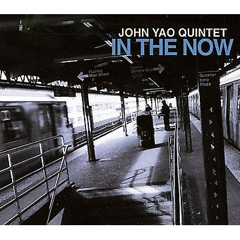John Yao - i den nu [CD] USA import