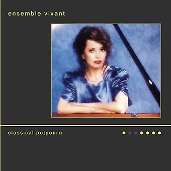 Ensemble Vivant - klassisk Potpourri [CD] USA importerer