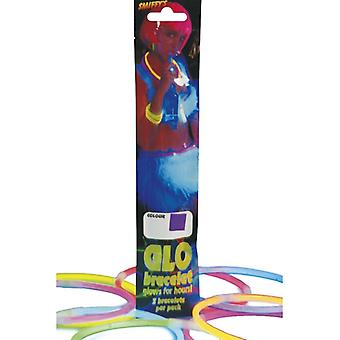 Glowsticks bracelet, 400 mm, several
