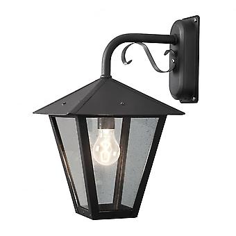 Konstsmide Benu Wall Lamp Down Black
