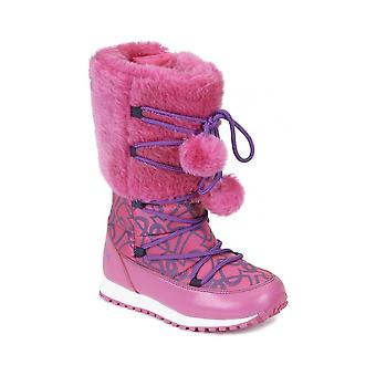 Agatha Ruiz De La Prada Agatha Ruiz De La Prada 141985 chicas rosa Snowboots