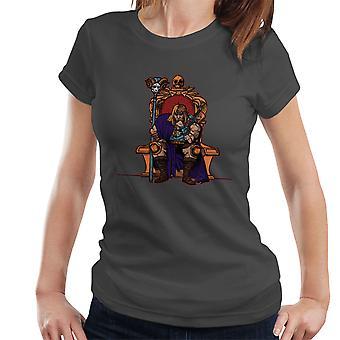 Kongen af Eternia han mand førerne af universet kvinder T-Shirt