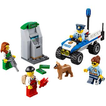 Lego 60136 Police Starter Set (Toys , Constructions , Vehicles)