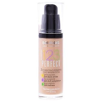 Bourjois Paris 123 Perfect Foundation 16 Hour (Woman , Makeup , Face , Foundation)