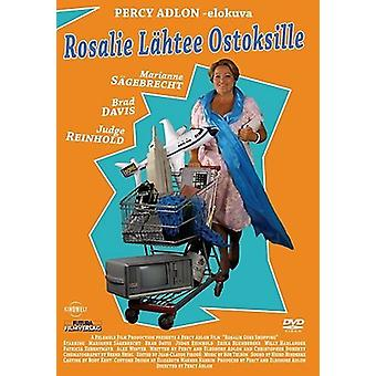 Rosalie går shopping (DVD)