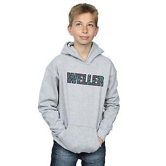 Paul Weller Boys Paisley Logo 1 Hoodie