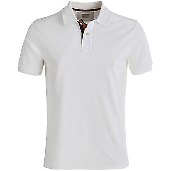 Paul Smith Cotton Pique Polo Shirt