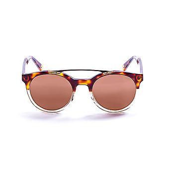 Ocean Sunglasses Unisex Brown