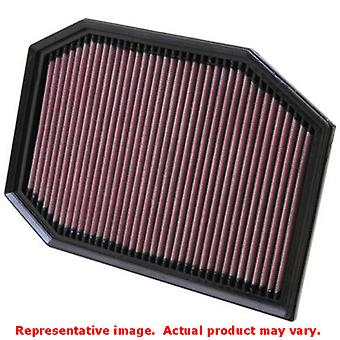 K&N Drop-In High-Flow Air Filter 33-2970 Fits:BMW 2011 - 2011 528I L6 3.0