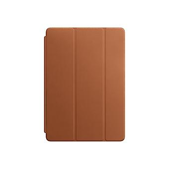 Apple Smart Folding case for Tablet-leather-saddle Brown-to 10.5-inch iPad Pro