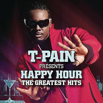 T-Pain - T-Pain Presents Happy Hour: The Greatest Hits [CD] USA import