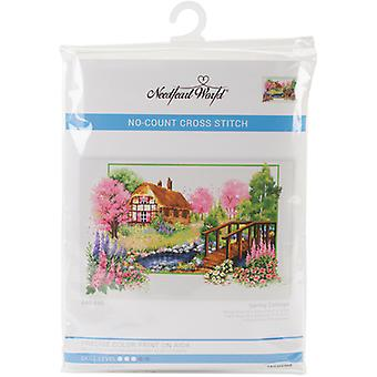 Needleart World No Count Printed Cross Stitch Kit 22.5