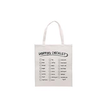 CGB Giftware Totes Amaze Shopping Checklist Tote Bag