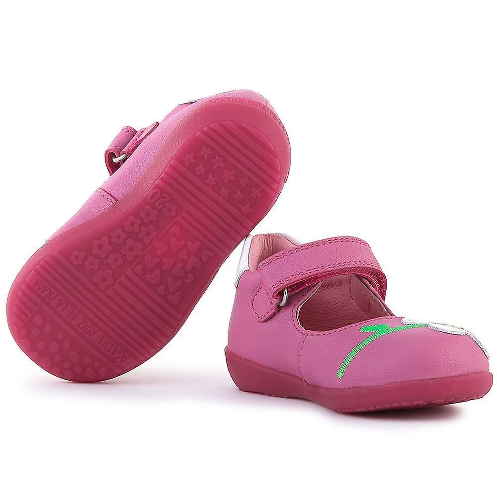 Agatha Ruiz De La Prada Mercedes 162916BFUCSIA universal Kleinkinder Schuhe