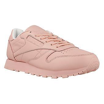 Reebok CL Lthr Pastels BD2771 universele alle jaar vrouwen schoenen