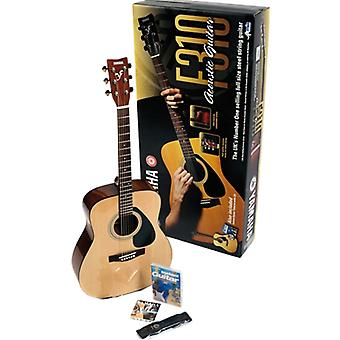 Yamaha F310BPAC Acoustic Guitar Pack – with 6 Months Free Online Music Lessons