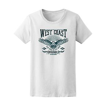 West Coast Original Live Free Tee Men's -Image by Shutterstock