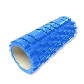Kabalo - 1 x BLUE Textured Exercise / Yoga Foam Roller for Gym Pilates Physio Trigger Point