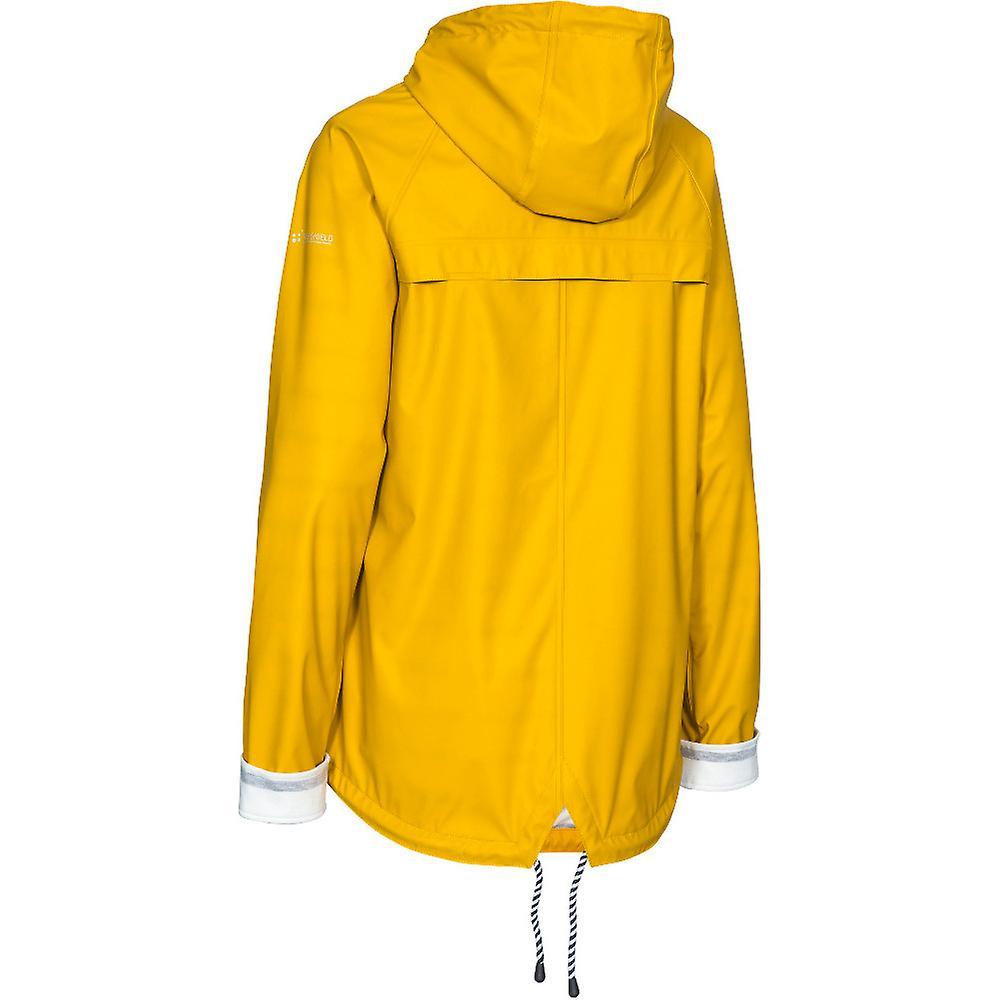 0daa66c77 Trespass Womens/Ladies Muddle Hooded Waterproof Walking Jacket Coat