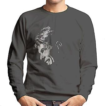 David Bowie Glasgow 1997 Men's Sweatshirt