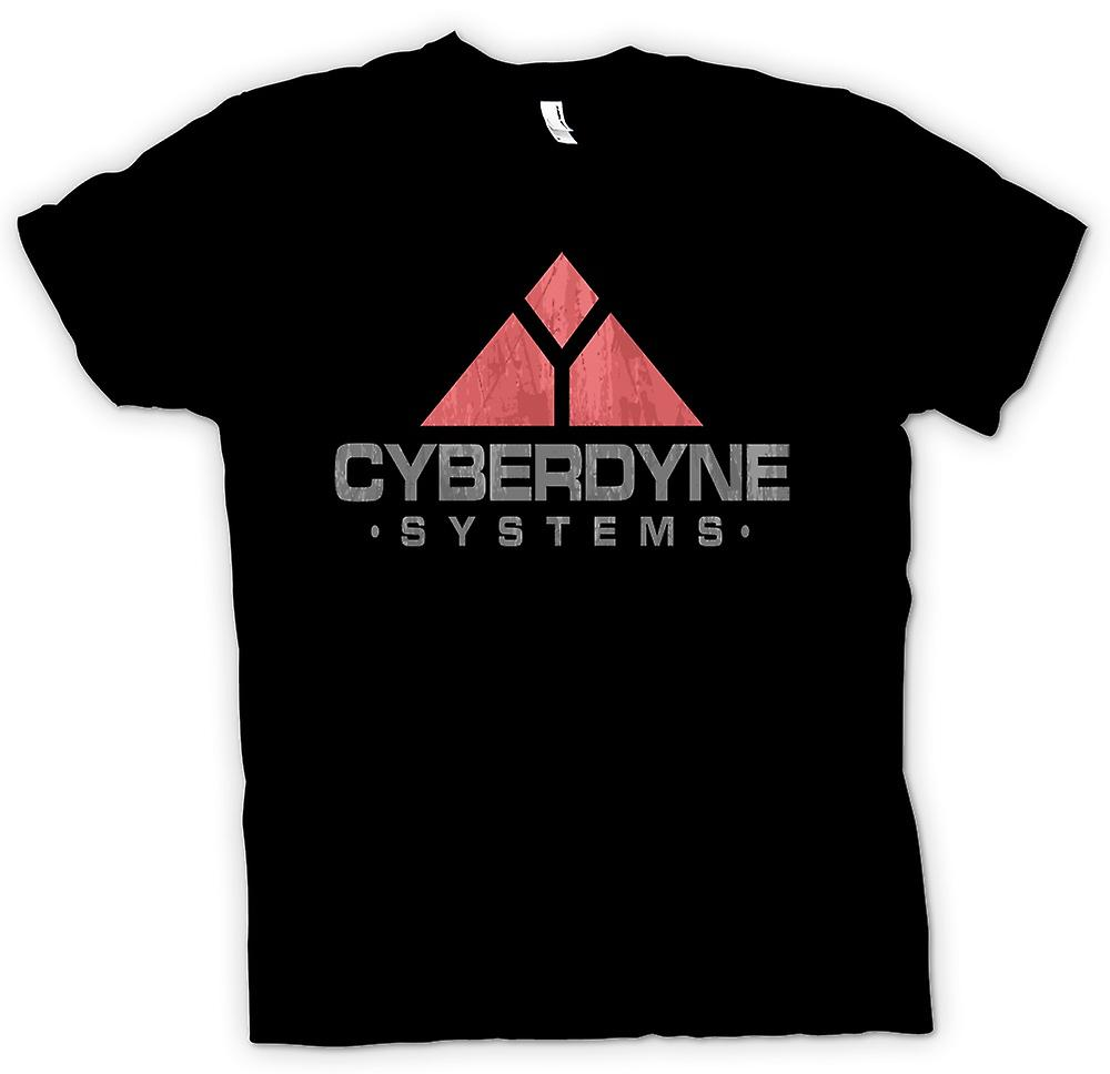 Mens t-skjorte - Cyberdyne Systems - Terminator