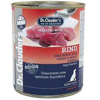 Dr. Clauder's Canned Veal (Dogs , Dog Food , Wet Food)