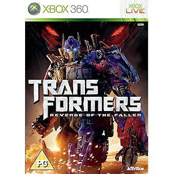 Transformers hævn for de faldne - spil (Xbox 360)