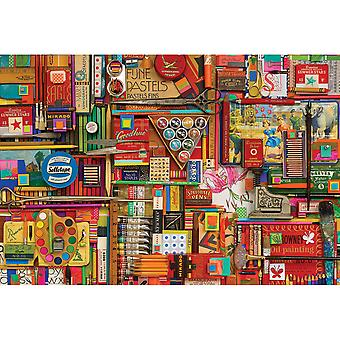 Jigsaw Puzzle 2000 Pieces 40
