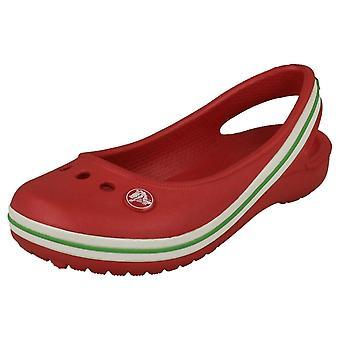 Girls Crocs Sling Back Sandal - Genna II Girls