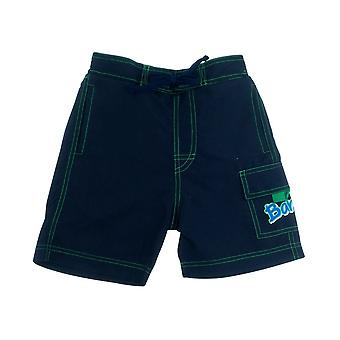 Banz Kinder UV Board Shorts - Navy
