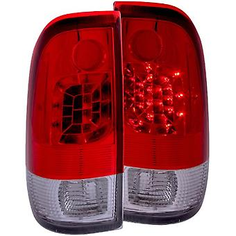 Anzo USA 311025 Ford LED Red/Clear Flareside/Styleside - (Sold in Pairs)