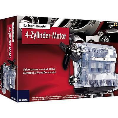 Cours matériel Franzis Verlag Lernpaket 4-Zylinder-Motor 65275 14 ans et plus