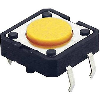 Omron B3F4000 Pushbutton 24 Vdc 0.05 A 1 x Off/(On) momentary 1 pc(s)