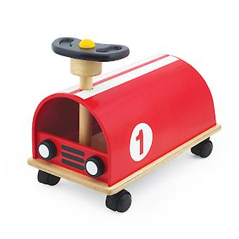 Pintoy Loopauto rood