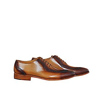 Handcrafted Premium Leather Nevo Oxford Shoe