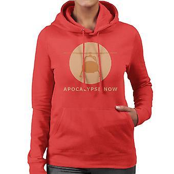 Apocalypse Now Minimal Women's Hooded Sweatshirt