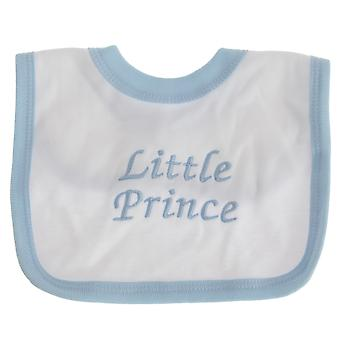 Baby Boys Little Prince Bib