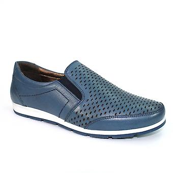 Lunar Cora Perforated Leather Shoe