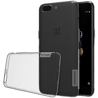 NILLKIN OnePlus 5 Nature Series 0.6 mm TPU-Transparent