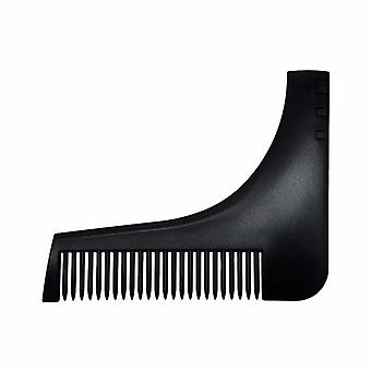Styling comb for beard-Black