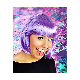 Wigs  bob Wig Sophia Light Purple