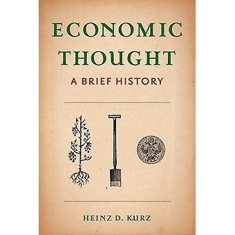 Ekonomiska tanke - en kort historik av Heinz Kurz - Jeremiah Riemer - 9